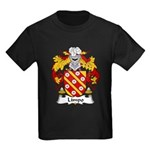 Limpo Family Crest Kids Dark T-Shirt