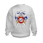 Lencastre Family Crest Kids Sweatshirt