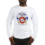 Lencastre Family Crest Long Sleeve T-Shirt