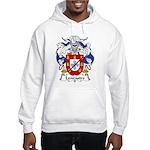 Lencastre Family Crest Hooded Sweatshirt
