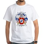 Lencastre Family Crest White T-Shirt
