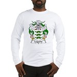 Lagarto Family Crest Long Sleeve T-Shirt
