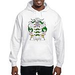 Lagarto Family Crest Hooded Sweatshirt