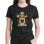 Imperiale Family Crest  Women's Dark T-Shirt