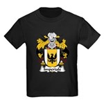 Imperiale Family Crest  Kids Dark T-Shirt