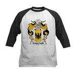Imperiale Family Crest  Kids Baseball Jersey