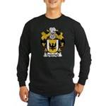Imperiale Family Crest Long Sleeve Dark T-Shirt
