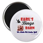 Earls Bingo Barn Magnet