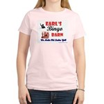 Earls Bingo Barn Women's Pink T-Shirt