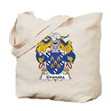 Granada Family Crest Tote Bag