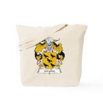 Gralho Family Crest Tote Bag