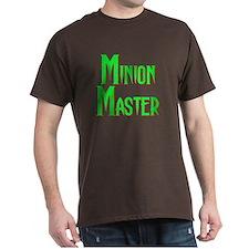 Minion Master T-Shirt
