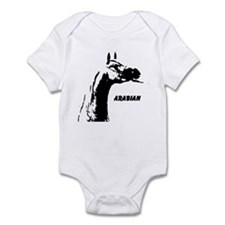 AFTM Arabian Head & Neck2 Infant Bodysuit