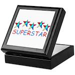 SUPERSTAR Keepsake Box