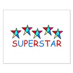 SUPERSTAR Small Poster