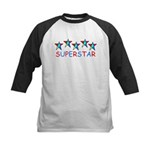 SUPERSTAR Kids Baseball Jersey