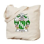 Franca Family Crest Tote Bag