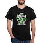 Franca Family Crest Dark T-Shirt
