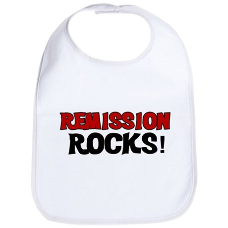 Remission Rocks Bib