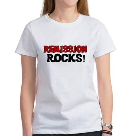Remission Rocks Women's T-Shirt