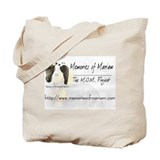 The Memories of Mariam Project Tote Bag