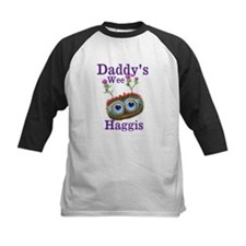 Daddy's Wee Haggis Baseball Jersey
