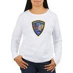 Sausalito Police Women's Long Sleeve T-Shirt