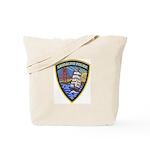 Sausalito Police Tote Bag