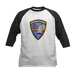 Sausalito Police Kids Baseball Jersey