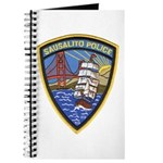 Sausalito Police Journal