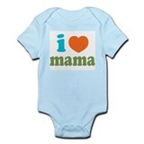I Heart Mama Infant Bodysuit