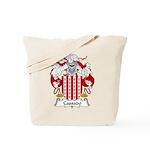 Cassado Family Crest Tote Bag