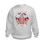 Cassado Family Crest Kids Sweatshirt