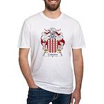 Cassado Family Crest Fitted T-Shirt