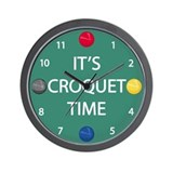 Croquet Clock