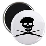 Cute Jolly roger Magnet