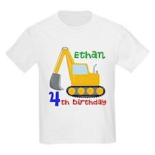 Bulldozer Custom T-Shirt