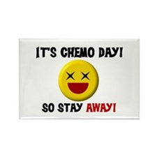 ChemoDay Rectangle Magnet