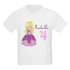 Blonde Princess T-Shirt
