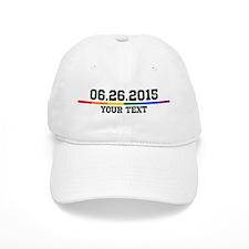 Personalized 06.26.2015 Baseball Baseball Cap