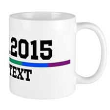 Personalized 06.26.2015 Mugs