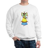 Education Angel Sweatshirt