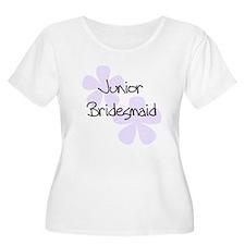 Jr. Bridesmaid Lilac T-Shirt