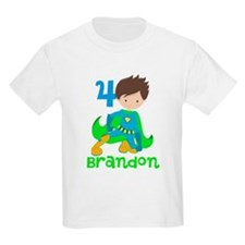 Superhero Boy T-Shirt