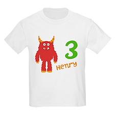 Custom Monster T-Shirt