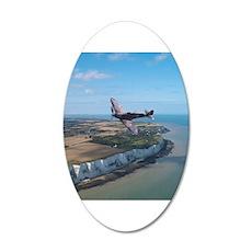 Spitfire over England Wall Sticker