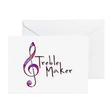 Treble Maker Greeting Cards (Pk of 10)