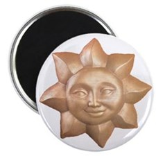Golden Sun Magnet