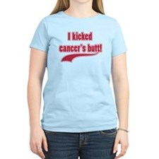 I Kicked Cancer's Butt! T-Shirt