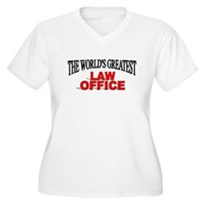 """""""The World's Greatest Law Office"""" T-Shirt"""
